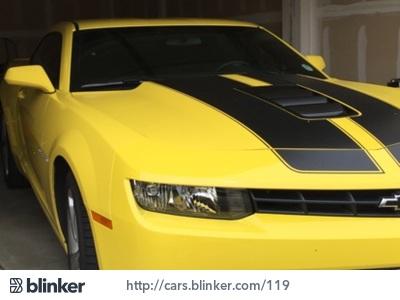 2014 Chevrolet Camaro 2014 Chevrolet CamaroI have chosen to list this vehicle on Blinker Blinker