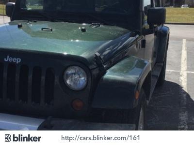 2011 Jeep Wrangler 2011 Jeep WranglerI have chosen to list this vehicle on Blinker Blinker offer