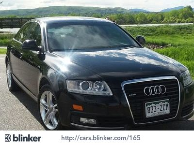 2010 Audi A6 2010 Audi A6I have chosen to list this vehicle on Blinker Blinker offers many benef