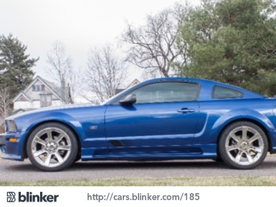2007 Ford Mustang 2007 Ford MustangI have chosen to list this vehicle on Blinker Blinker offers