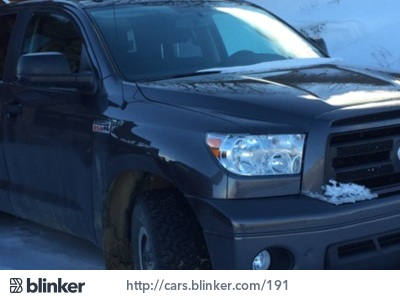 2013 Toyota Tundra 2013 Toyota TundraI have chosen to list this vehicle on Blinker Blinker offer