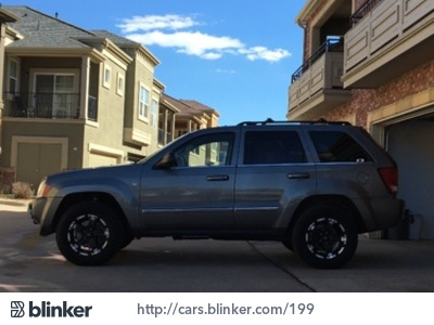 2007 Jeep Grand Cherokee 2007 Jeep Grand CherokeeI have chosen to list this vehicle on Blinker B
