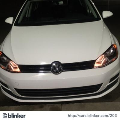 2015 Volkswagen Golf 2015 Volkswagen GolfI have chosen to list this vehicle on Blinker Blinker o