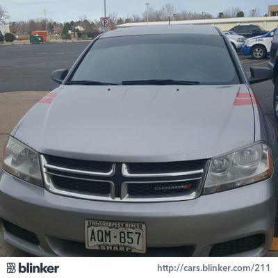 2014 Dodge Avenger 2014 Dodge AvengerI have chosen to list this vehicle on Blinker Blinker offer
