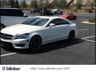 2014 MERCEDES CLS Class 2014 Mercedes-Benz CLS ClassI have chosen to list this vehicle on Blinker