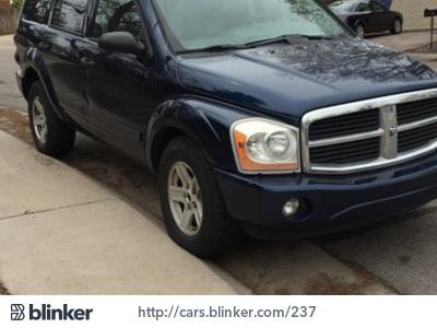 2006 Dodge Durango 2006 Dodge DurangoI have chosen to list this vehicle on Blinker Blinker offer