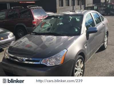 2009 Ford Focus 2009 Ford FocusI have chosen to list this vehicle on Blinker Blinker offers many