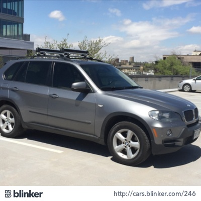 2008 BMW X5 2008 BMW X5I have chosen to list this vehicle on Blinker Blinker offers many benefit