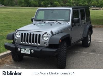 2014 Jeep Wrangler 2014 Jeep WranglerI have chosen to list this vehicle on Blinker Blinker offer