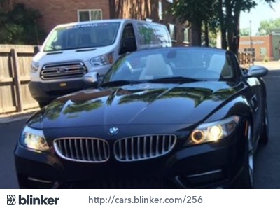 2011 BMW Z4 2011 BMW Z4I have chosen to list this vehicle on Blinker Blinker offers many benefit