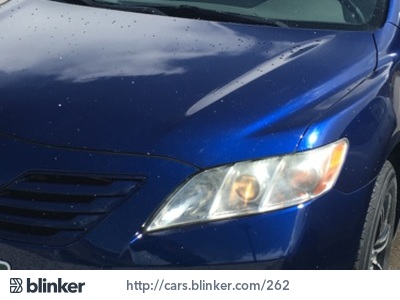 2007 Toyota Camry 2007 Toyota CamryI have chosen to list this vehicle on Blinker Blinker offers