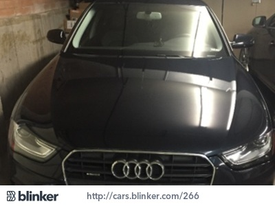 2013 Audi A4 2013 Audi A4I have chosen to list this vehicle on Blinker Blinker offers many benef