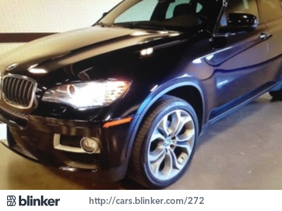 2014 BMW X6 2014 BMW X6I have chosen to list this vehicle on Blinker Blinker offers many benefit