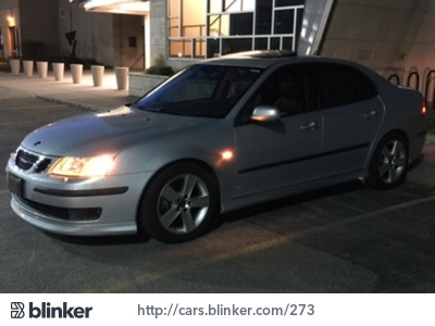 2007 Saab 9-3 2007 Saab 9-3I have chosen to list this vehicle on Blinker Blinker offers many ben