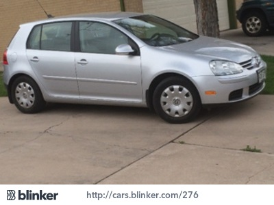 2008 Volkswagen Rabbit 2008 Volkswagen RabbitI have chosen to list this vehicle on Blinker Blink