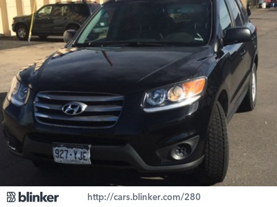 2012 Hyundai Santa Fe 2012 Hyundai Santa FeI have chosen to list this vehicle on Blinker Blinker