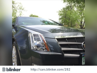 2011 Cadillac CTS 2011 Cadillac CTSI have chosen to list this vehicle on Blinker Blinker offers