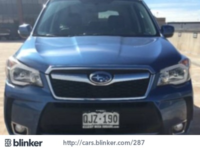 2015 Subaru Forester 2015 Subaru ForesterI have chosen to list this vehicle on Blinker Blinker o