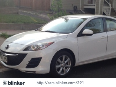 2010 Mazda Mazda3 2010 Mazda Mazda3I have chosen to list this vehicle on Blinker Blinker offers