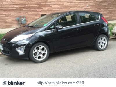 2011 Ford Fiesta 2011 Ford FiestaI have chosen to list this vehicle on Blinker Blinker offers ma