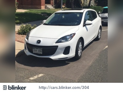2012 Mazda Mazda3 2012 Mazda Mazda3I have chosen to list this vehicle on Blinker Blinker offers
