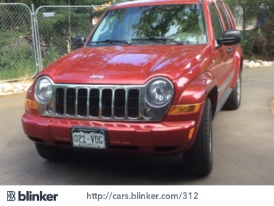 2006 Jeep Liberty 2006 Jeep LibertyI have chosen to list this vehicle on Blinker Blinker offers