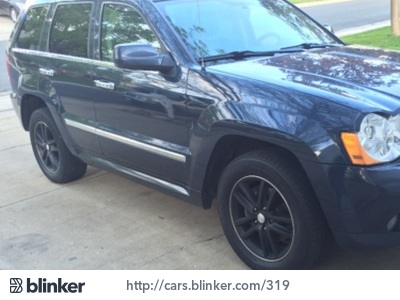 2010 Jeep Grand Cherokee 2010 Jeep Grand CherokeeI have chosen to list this vehicle on Blinker B