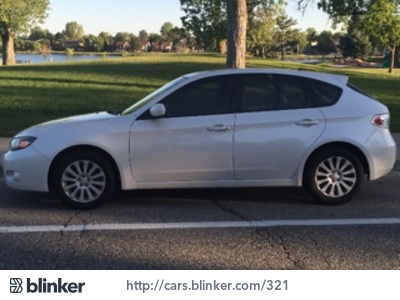 2010 Subaru Impreza 2010 Subaru ImprezaI have chosen to list this vehicle on Blinker Blinker off