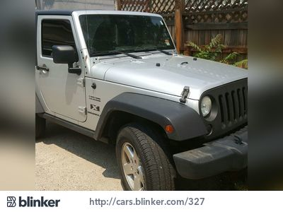 2008 Jeep Wrangler 2008 Jeep WranglerI have chosen to list this vehicle on Blinker Blinker offer