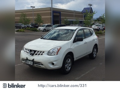 2013 Nissan Rogue 2013 Nissan RogueI have chosen to list this vehicle on Blinker Blinker offers