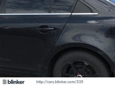 2012 Chevrolet Cruze 2012 Chevrolet CruzeI have chosen to list this vehicle on Blinker Blinker o