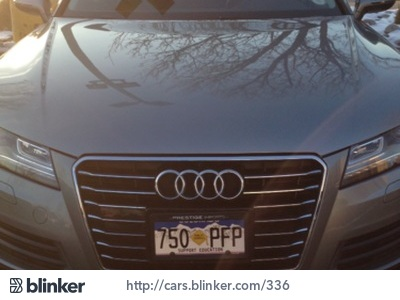 2012 Audi A7 2012 Audi A7I have chosen to list this vehicle on Blinker Blinker offers many benef