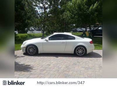 2006 Infiniti G35 2006 Infiniti G35I have chosen to list this vehicle on Blinker Blinker offers