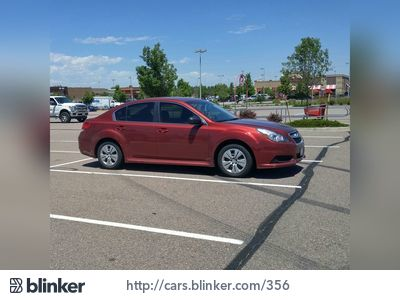 2013 Subaru Legacy 2013 Subaru LegacyI have chosen to list this vehicle on Blinker Blinker offer