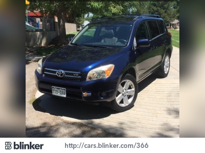 2006 Toyota Rav4 2006 Toyota Rav4I have chosen to list this vehicle on Blinker Blinker offers ma