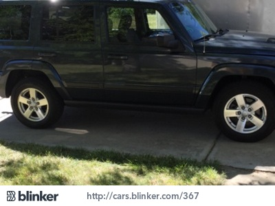 2007 Jeep Commander 2007 Jeep CommanderI have chosen to list this vehicle on Blinker Blinker off