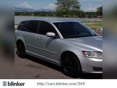 2010 Volvo V50 2010 Volvo V50I have chosen to list this vehicle on Blinker Blinker offers many b
