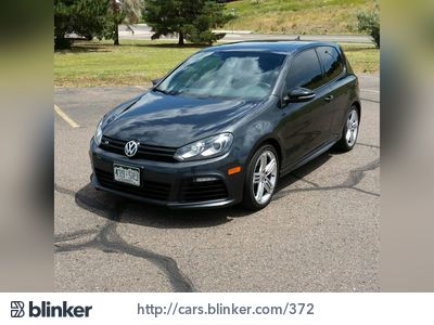 2013 Volkswagen Golf R 2013 Volkswagen Golf RI have chosen to list this vehicle on Blinker Blink