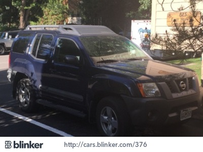 2007 Nissan Xterra 2007 Nissan XterraI have chosen to list this vehicle on Blinker Blinker offer