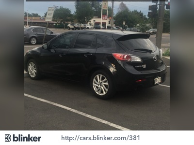 2013 Mazda Mazda3 2013 Mazda Mazda3I have chosen to list this vehicle on Blinker Blinker offers