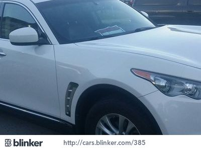 2013 Infiniti FX37 2013 Infiniti FX37I have chosen to list this vehicle on Blinker Blinker offer