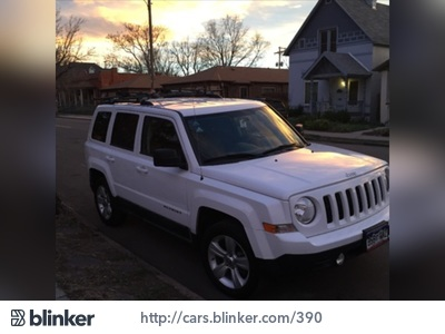 2011 Jeep Patriot 2011 Jeep PatriotI have chosen to list this vehicle on Blinker Blinker offers