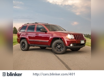 2008 Jeep Grand Cherokee 2008 Jeep Grand CherokeeI have chosen to list this vehicle on Blinker B