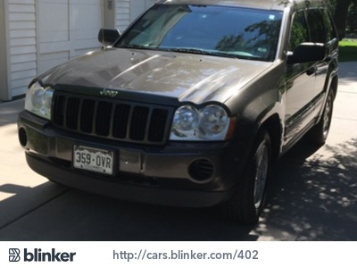 2006 Jeep Grand Cherokee 2006 Jeep Grand CherokeeI have chosen to list this vehicle on Blinker B