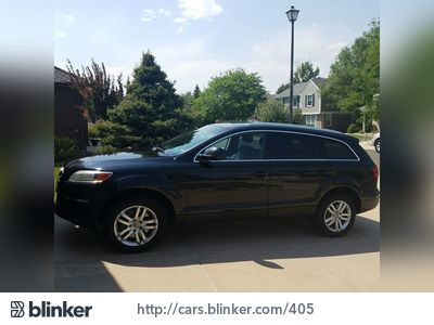 2008 Audi Q7 2008 Audi Q7I have chosen to list this vehicle on Blinker Blinker offers many benef