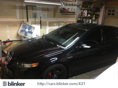 2008 Acura TL 2008 Acura TLI have chosen to list this vehicle on Blinker Blinker offers many ben