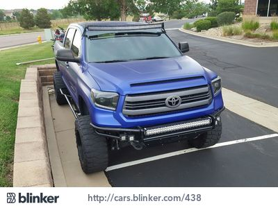 2014 Toyota Tundra 2014 Toyota TundraI have chosen to list this vehicle on Blinker Blinker offer