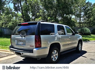 2010 GMC Yukon 2010 GMC YukonI have chosen to list this vehicle on Blinker Blinker offers many b