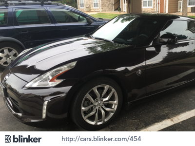 2013 Nissan 370Z 2013 Nissan 370ZI have chosen to list this vehicle on Blinker Blinker offers ma