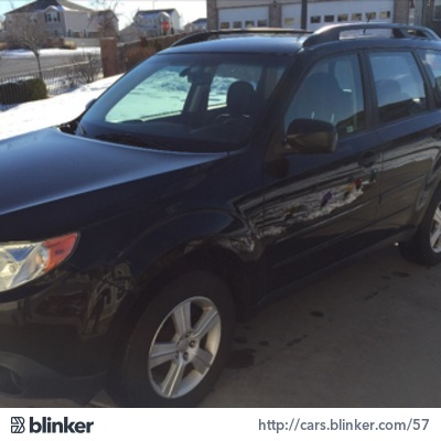 2010 Subaru Forester 2010 Subaru ForesterI have chosen to list this vehicle on Blinker Blinker o